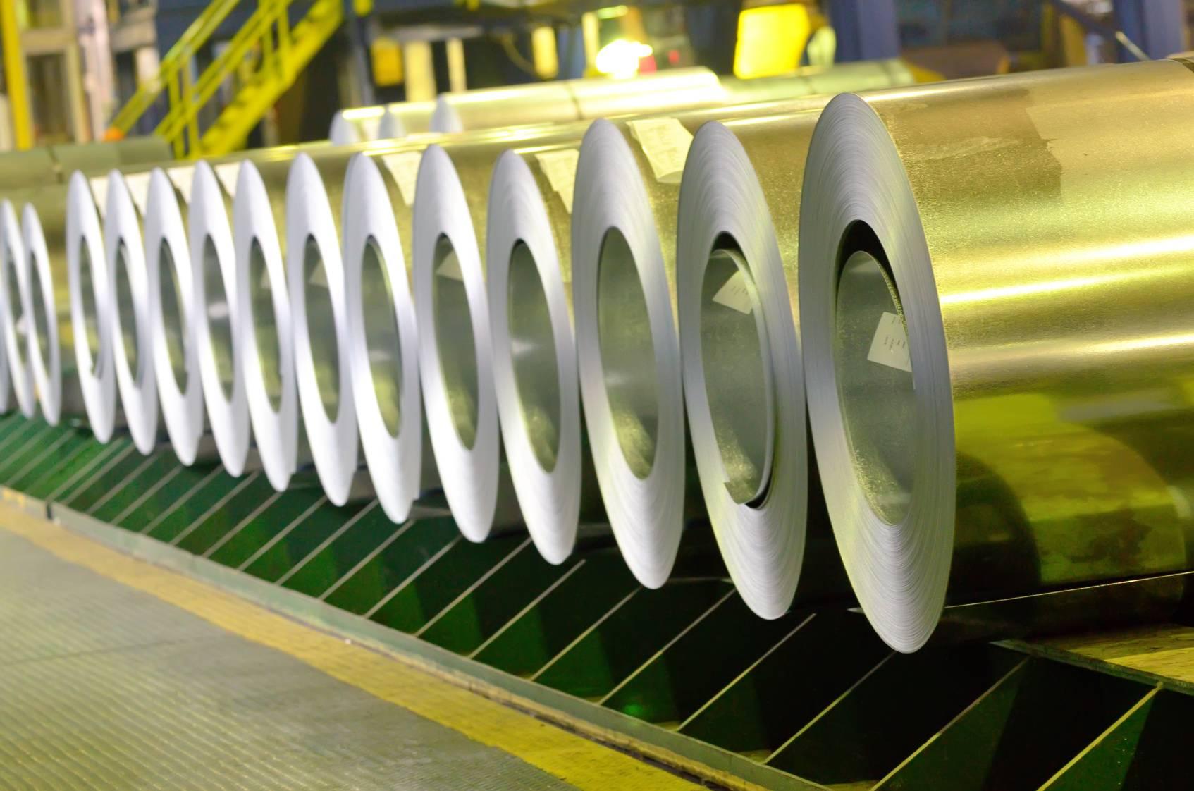 Feuillards aluminium