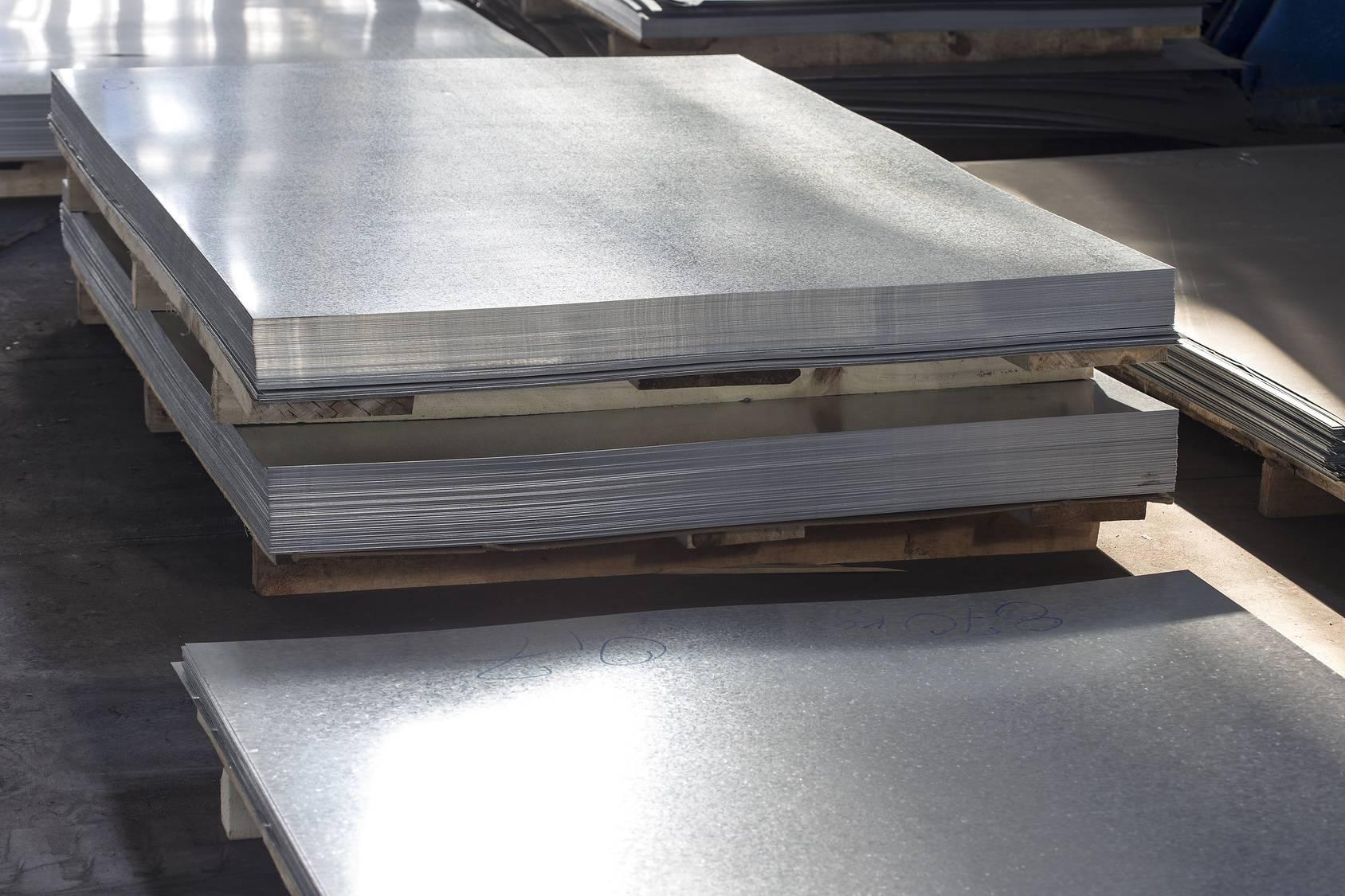 Aluminium tôles